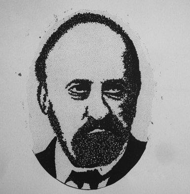 Retrato del ingeniero de montes Antonio García Maceira (fuente: referencia bibliográfica 2).