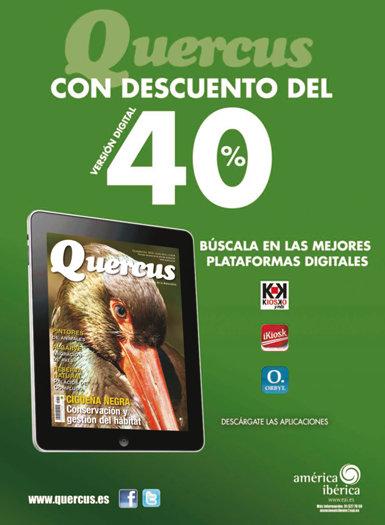 Quercus digital descuento del 40%