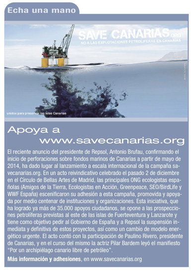 Salvemos Canarias
