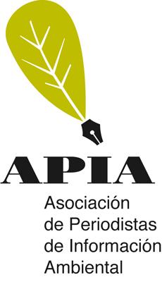 Logotipo de APIA.