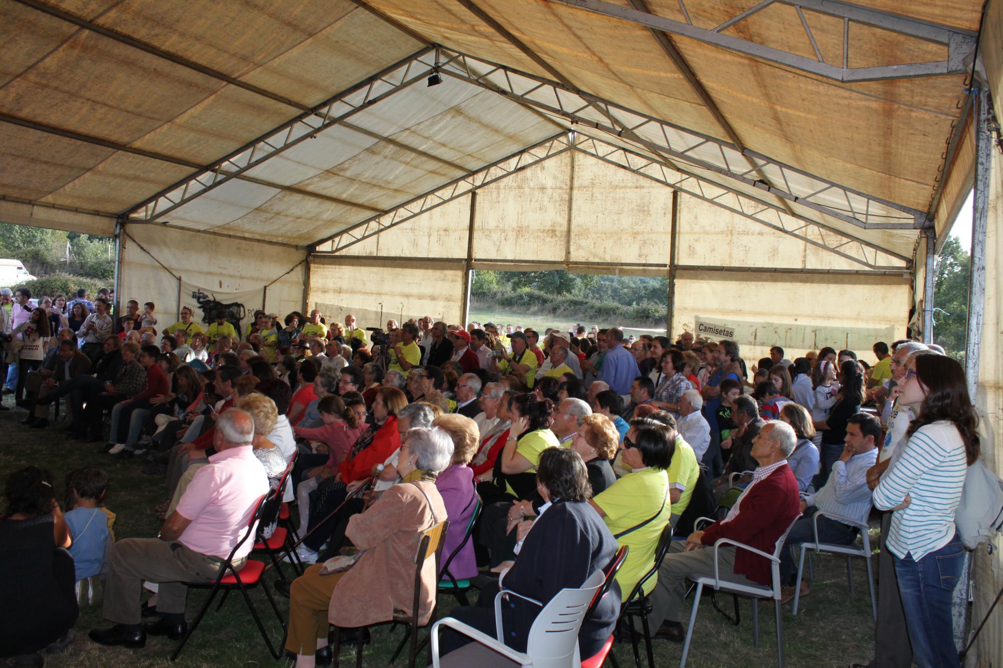 Triunfa la protesta vecinal para la defensa de dos ríos en la provincia de Ávila