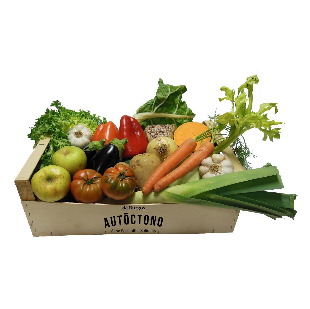 Autöctono: alimentos sanos, sostenibles y solidarios