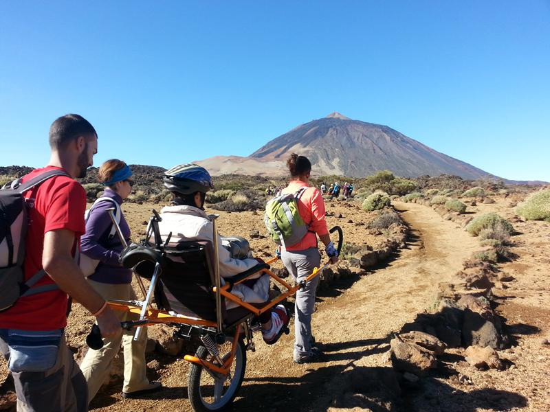 Naturaleza para todos en el Parque Nacional del Teide