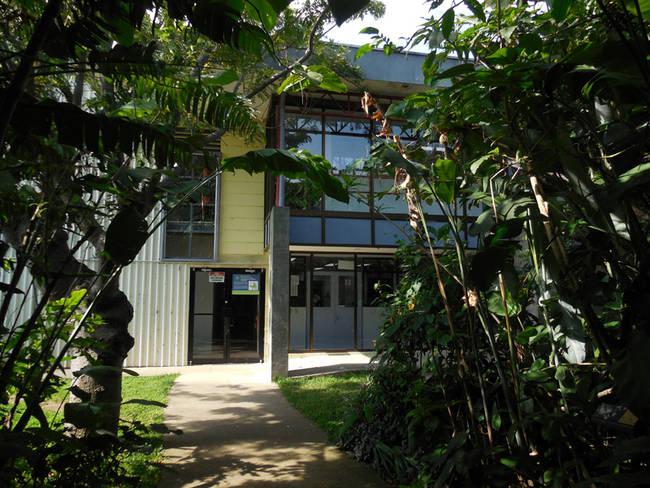 Laboratorios de bioprospección del INBio, en su sede de Santo Domingo de Heredia (Costa Rica).