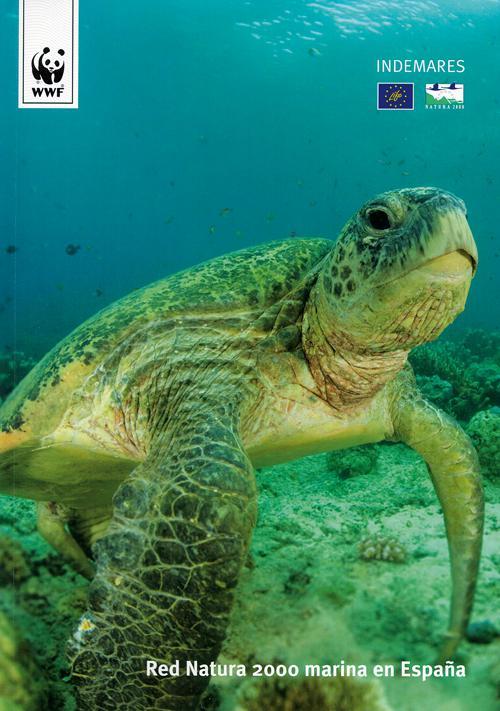El libro de la Red Natura 2000 marina en España