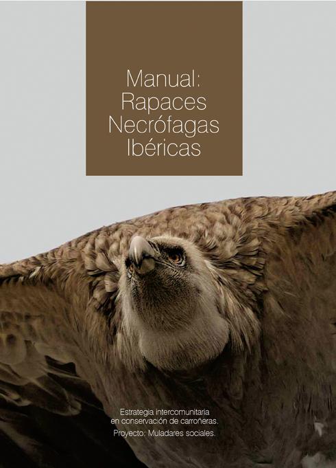 Las rapaces necrófagas ibéricas, en un manual