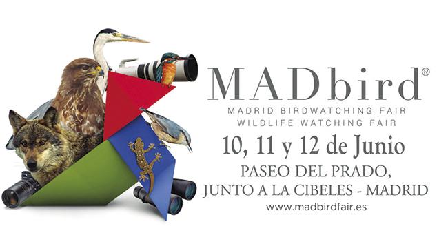 Quercus estará en la MADbird Fair 2016 (10-12 de junio, Madrid)