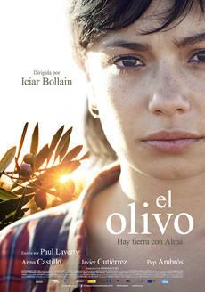 Cartel de la pel�cula �El olivo�, de Iciar Bollain.