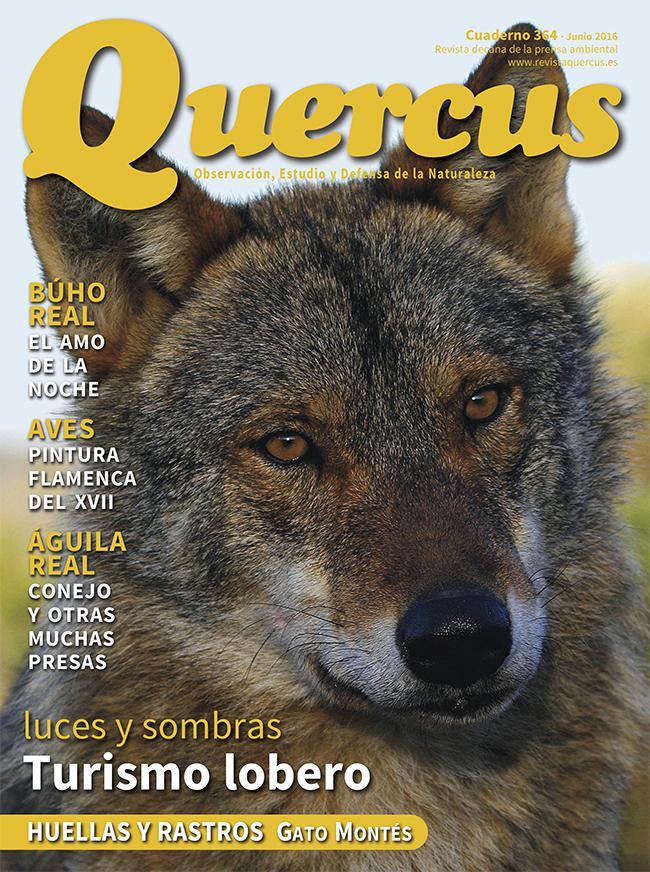 Sumario Quercus nº 364 / Junio 2016