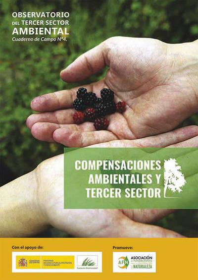Una de las portadas de los 16 informes publicados por la Asociación de Fundaciones para la  Conservación de la Naturaleza (AFN).
