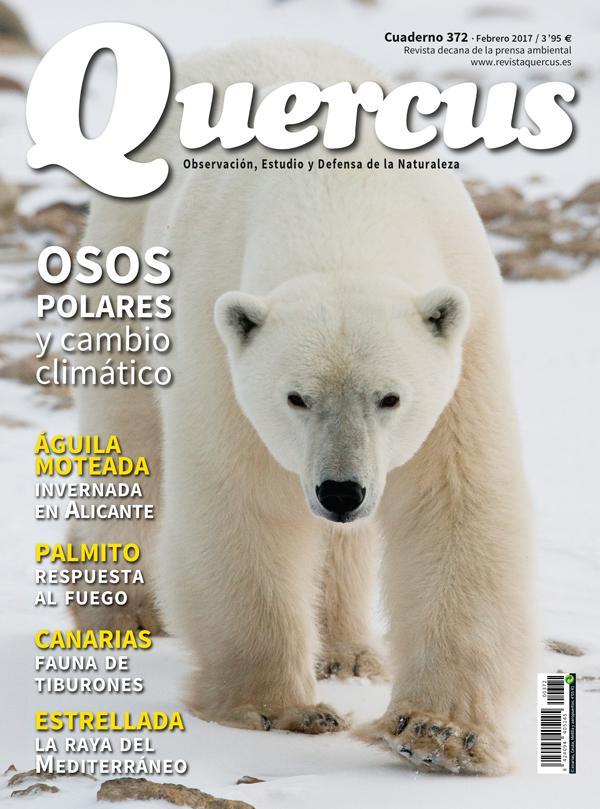 Sumario Quercus nº 372/Febrero 2017