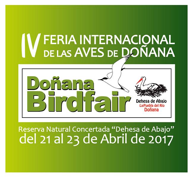 Quercus estará en la Doñana Birdfair 2017