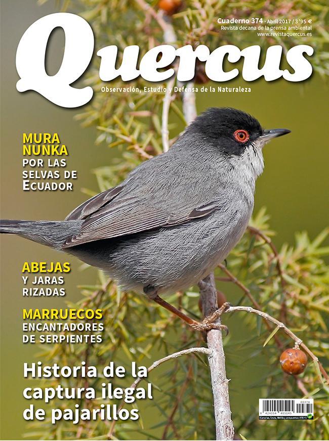 Sumario Quercus nº 374/Abril 2017