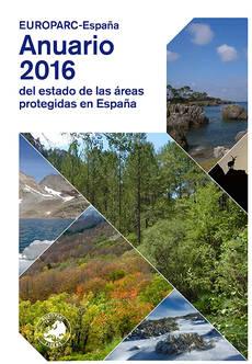 Portada del Anuario 2016 de Europarc España.