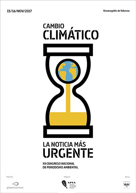 Los periodistas ambientales dedican su próximo congreso al cambio climático