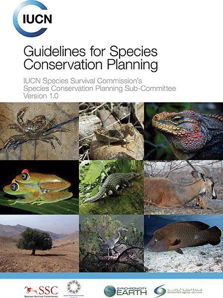 Nuevo manual para elaborar planes de conservación de especies