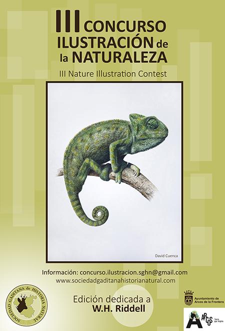 Premio a la vista para dibujantes e ilustradores de la naturaleza