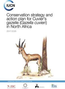 Nuevo plan de acción de la gacela de Cuvier