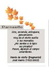 Parnasillo Septiembre 2018