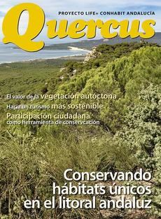 Conservando hábitats únicos en el litoral andaluz.