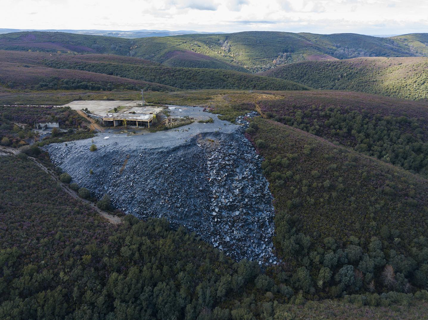 Rechazo ecologista a la mina en plena Sierra de la Culebra