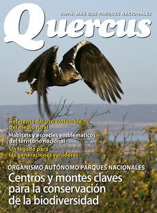 Centros y montes claves para la conservación de la biodiversidad