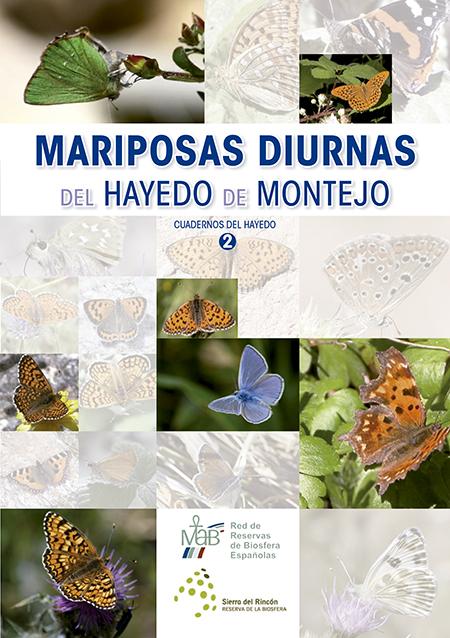 Libro de las mariposas del mítico Hayedo de Montejo