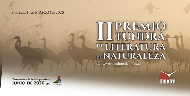 Premio Tundra para los escritores de la naturaleza