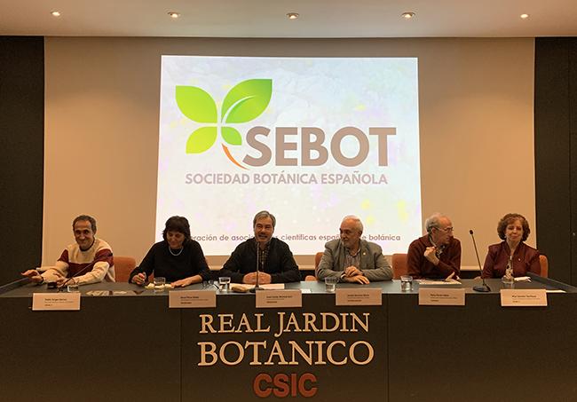 Nace la Sociedad Botánica Española
