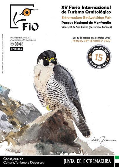 Un año más la FIO abre sus puertas al turismo ornitológico