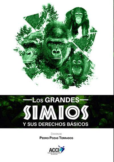 El libro que ayuda a los grandes simios