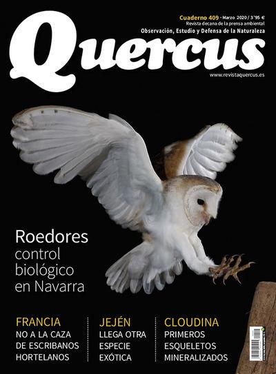 Sumario Quercus nº 409 / Marzo 2020