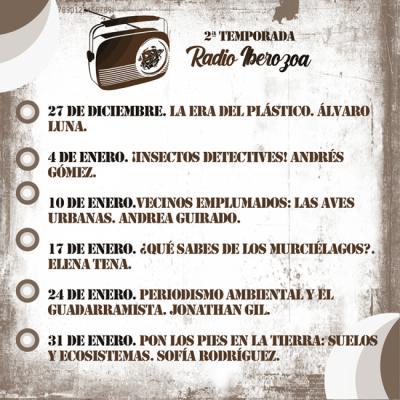 Radio Iberozoa: ¡Comienza la segunda temporada!