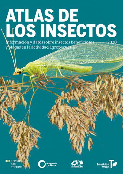 Se ha publicado por primera vez el Atlas de los Insectos