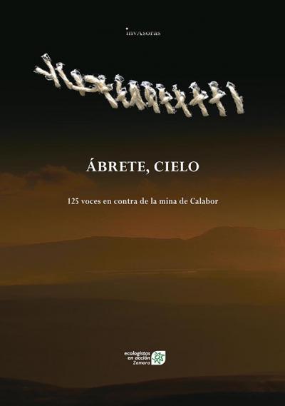 El libro que alza la voz contra la mina de Calabor