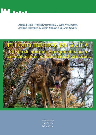 'Radiografía' del lobo ibérico centrada en la provincia de Ávila
