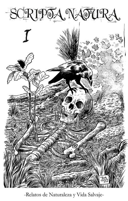 Portada del primer volumen de Scripta Natura.