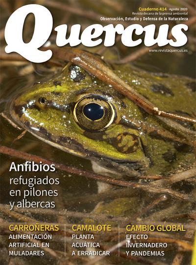 Sumario Quercus nº 414 / Agosto 2020