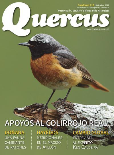 Sumario Quercus nº 418 / Diciembre 2020
