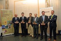 La revista Quercus recibe el premio Aragonia 2010, otorgado por la SAMPUZ
