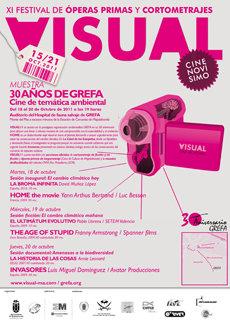 Muestra de Cine Ambiental de GREFA